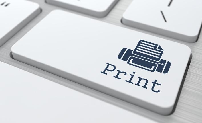 Silent Printing
